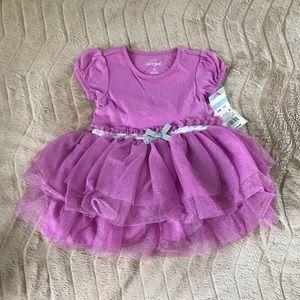 Purple dress 💜